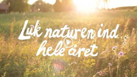 """"""" Luk naturen ind"""""""