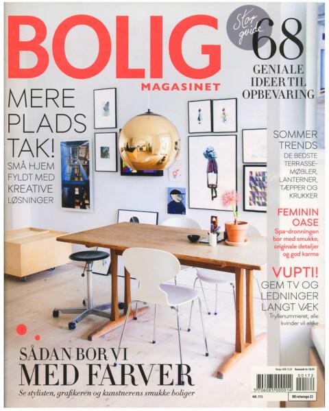 Cover / Interior / Bonnier Publications International
